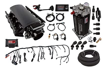Amazon com: FITech Fuel Injection 72217 Ultimate LS EFI
