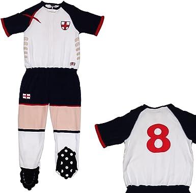 PRIMARK para hombre England Futbolista Onesie Tamaño S ...