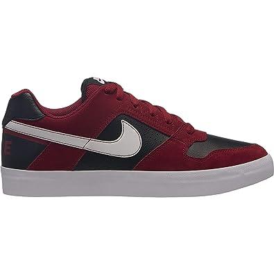 size 40 25720 bca44 Nike SB Delta Force Vulc, Chaussures de Fitness garçon, Multicolore (Red  Crush Black White 610), 36 EU  Amazon.fr  Chaussures et Sacs