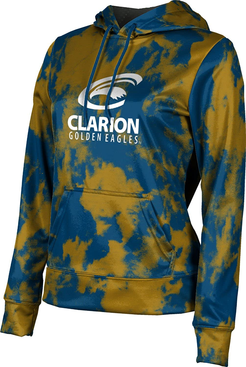 Gameday School Spirit Sweatshirt ProSphere Clarion University Girls Pullover Hoodie