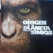 El Origen Del Planeta De Los Simios [DVD]: Amazon.es: Andy