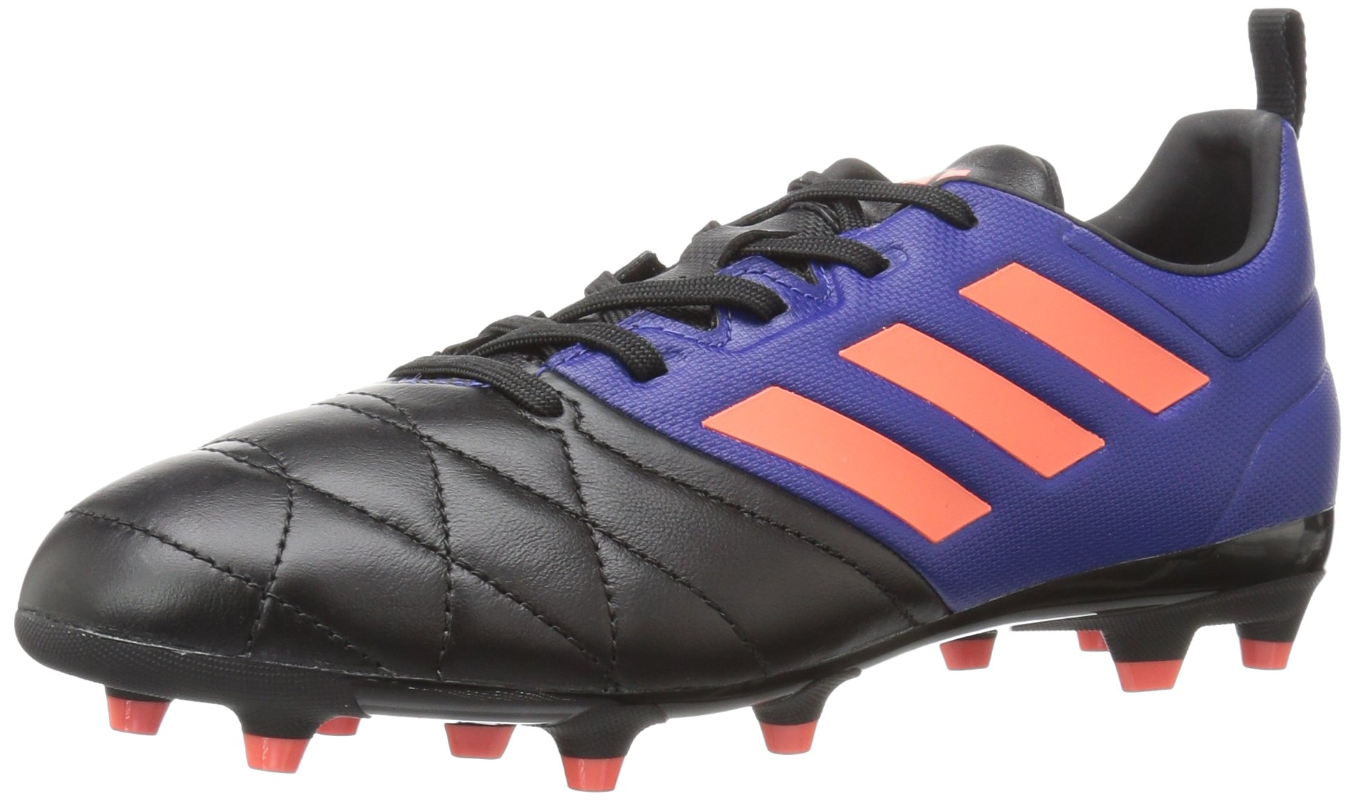 adidas Women's Ace 17.3 FG W Soccer Shoe, Mystery Ink/Easy Coral/Black, 8.5 Medium US