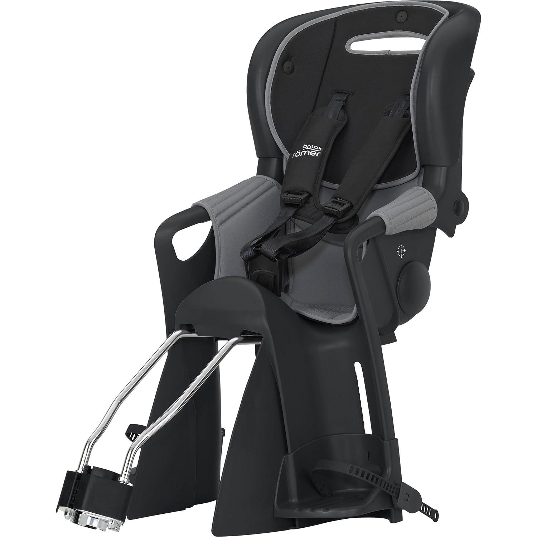 Romer Britax Jockey Comfort - Silla de Seguridad para Bicicleta, Color Negro/Gris Römer 2000023700