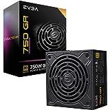 EVGA 220-GA-0750-X1 Super Nova 750 Ga, 80 Plus Gold 750W, Fully Modular, ECO Mode with Dbb Fan, 10 Year Warranty, Compact 150