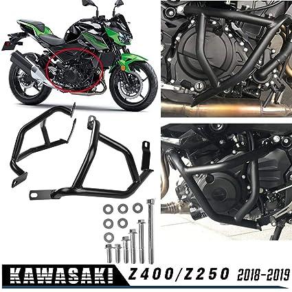 LoraBaber Motorcycle Z250 Z400 18 19 Protector de ...