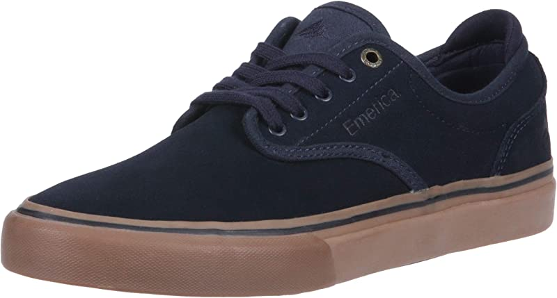 Emerica Wino G6 Sneakers Skateboardschuhe Herren Marineblau/Kautschuk