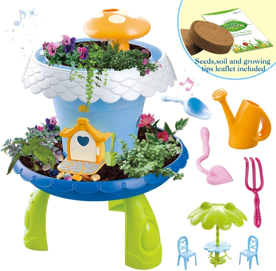 Top 10 Best Kids Gardening Tools (2020 Reviews & Buying Guide) 8