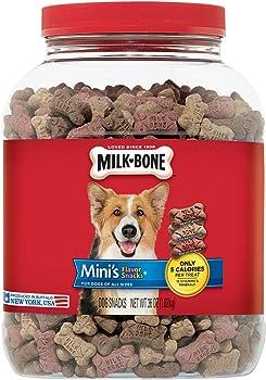 Milk-Bone 36 oz Mini's Flavor Snacks Dog Treats