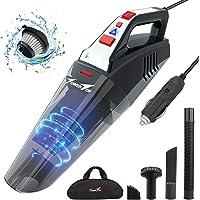 $27 » Car Vacuum, Towetop Portable Vacuum Cleaner for Car, 12V 5500PA High Power Handheld…