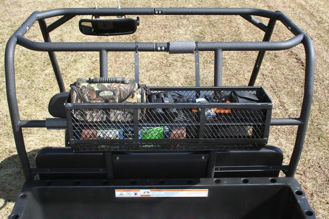 Big ROC UTVCRB36 Utv Cab Rack Basket 36