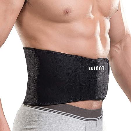 Waist Trainer Belt Women Slimming Belt Shapewear Gym Body Wrap Shaper UK