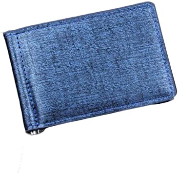 Business Pouch Purse Card Holder Clutch Wallet Billfold Case Genuine Leather 1PC