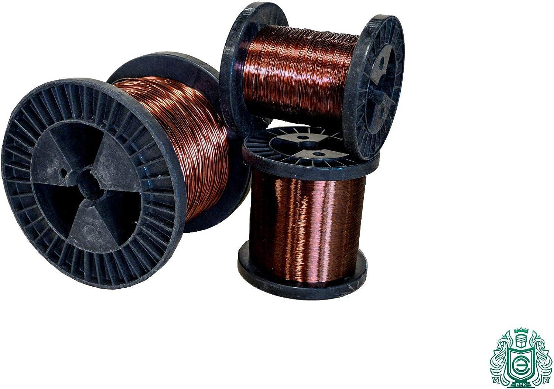 Kupferdraht /Ø0.75mm lackdraht Cu 99.9 wnr 2.0090 basteldraht 25 Meter