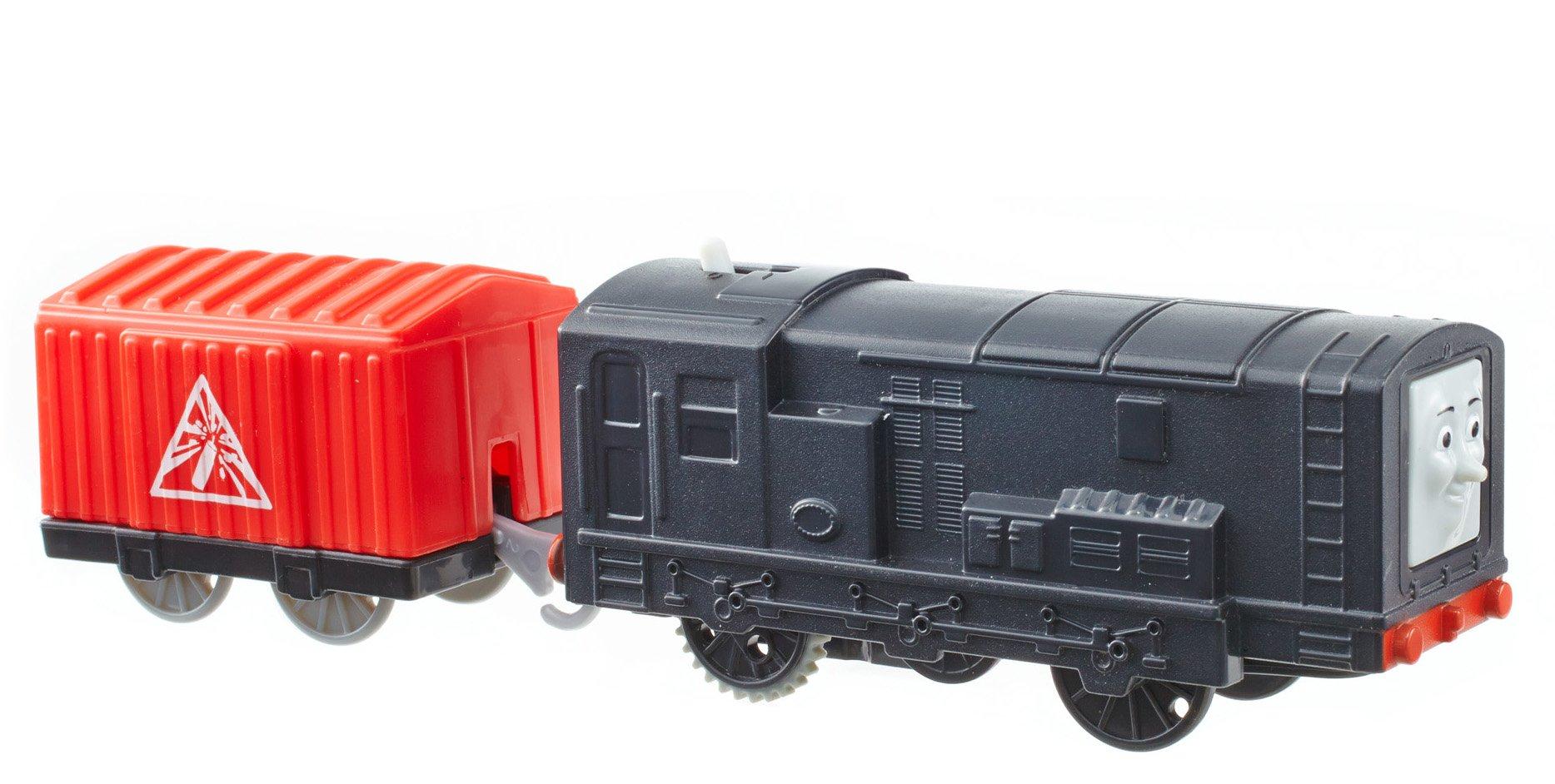 Thomas & Friends Fisher-Price TrackMaster, Motorized Diesel Engine