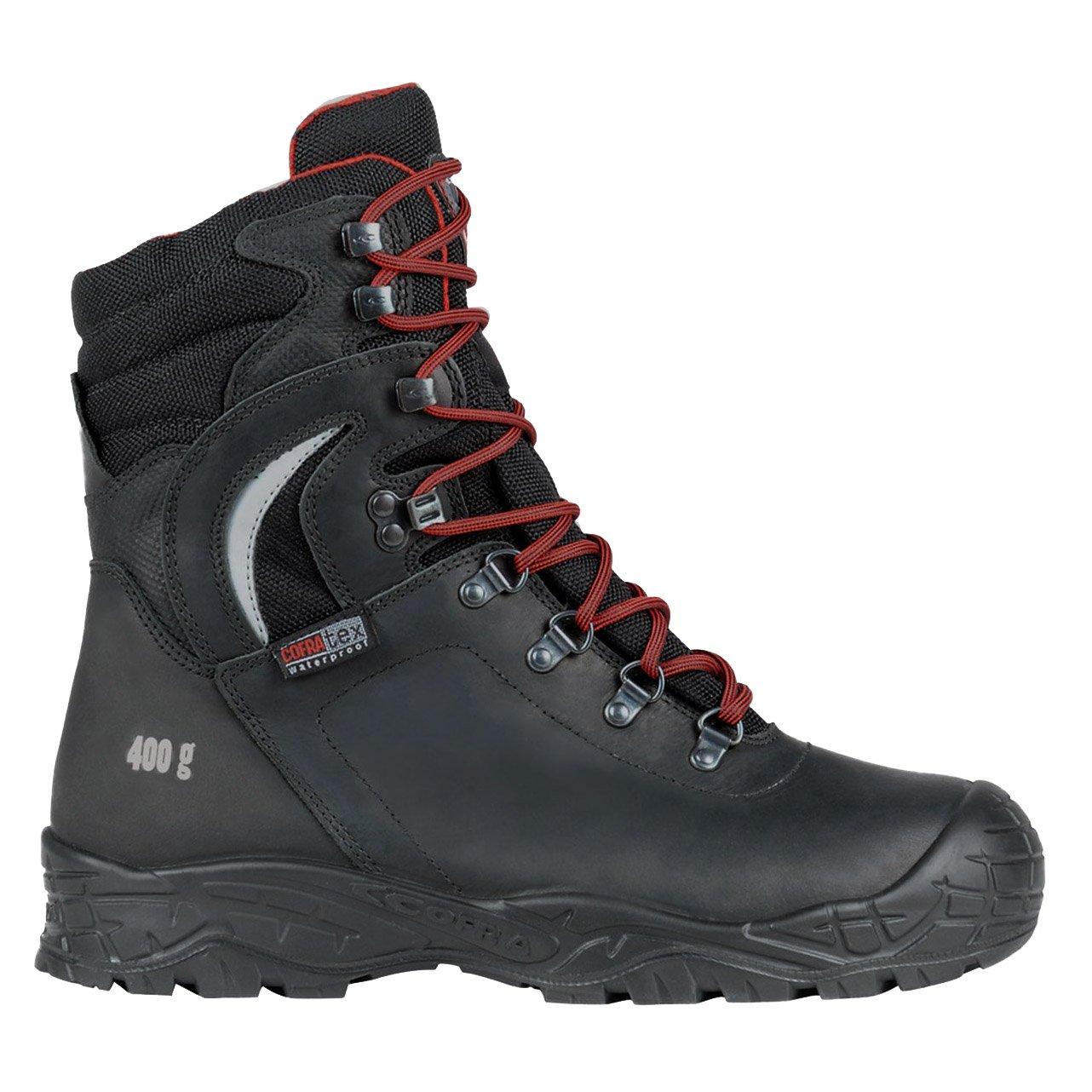 Cofra 22360-000.W43 Chaussures de s/écurit/éSkibus Uk S3 Ci Wr SRC Taille 43 Noir