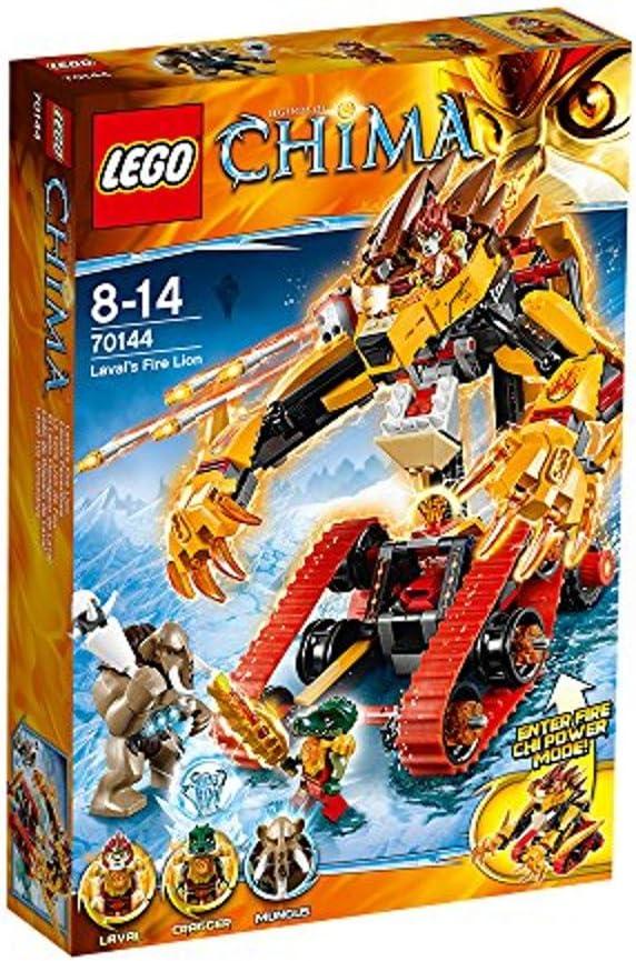 LEGO Legends of Chima 70144: Lavals Fire Lion