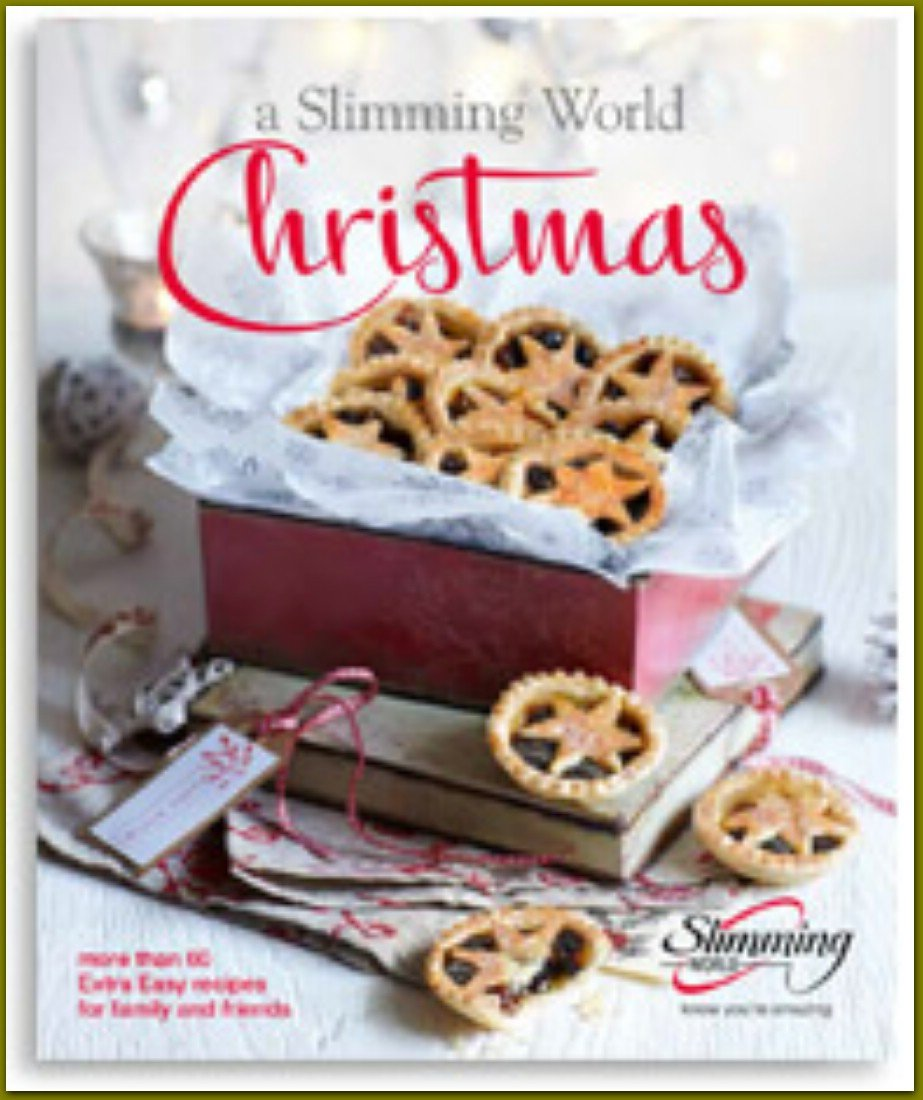 A slimming world christmas more than 60 recipes for family and a slimming world christmas more than 60 recipes for family and friends amazon books forumfinder Choice Image