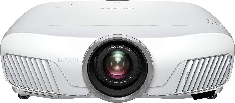 Epson EH-TW9400 Video 16:9 4096 x 2400 1270-7620 mm 50-300 1200000:1 Proyector 2600 l/úmenes ANSI, 3LCD, 4K