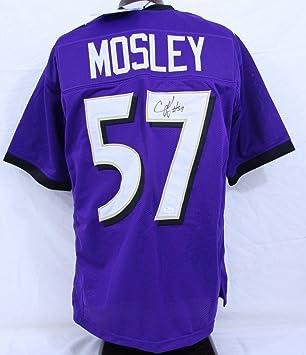 C.J. Mosley Jersey