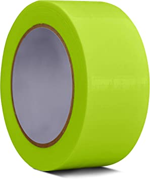 10m x 50mm Yellow Reflective High Visibility Tape Reflective High Vis