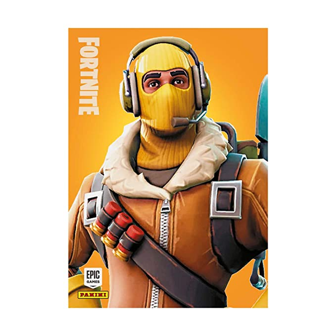 Fortnite Trading Card Collection (48 Packs) [Importación ...