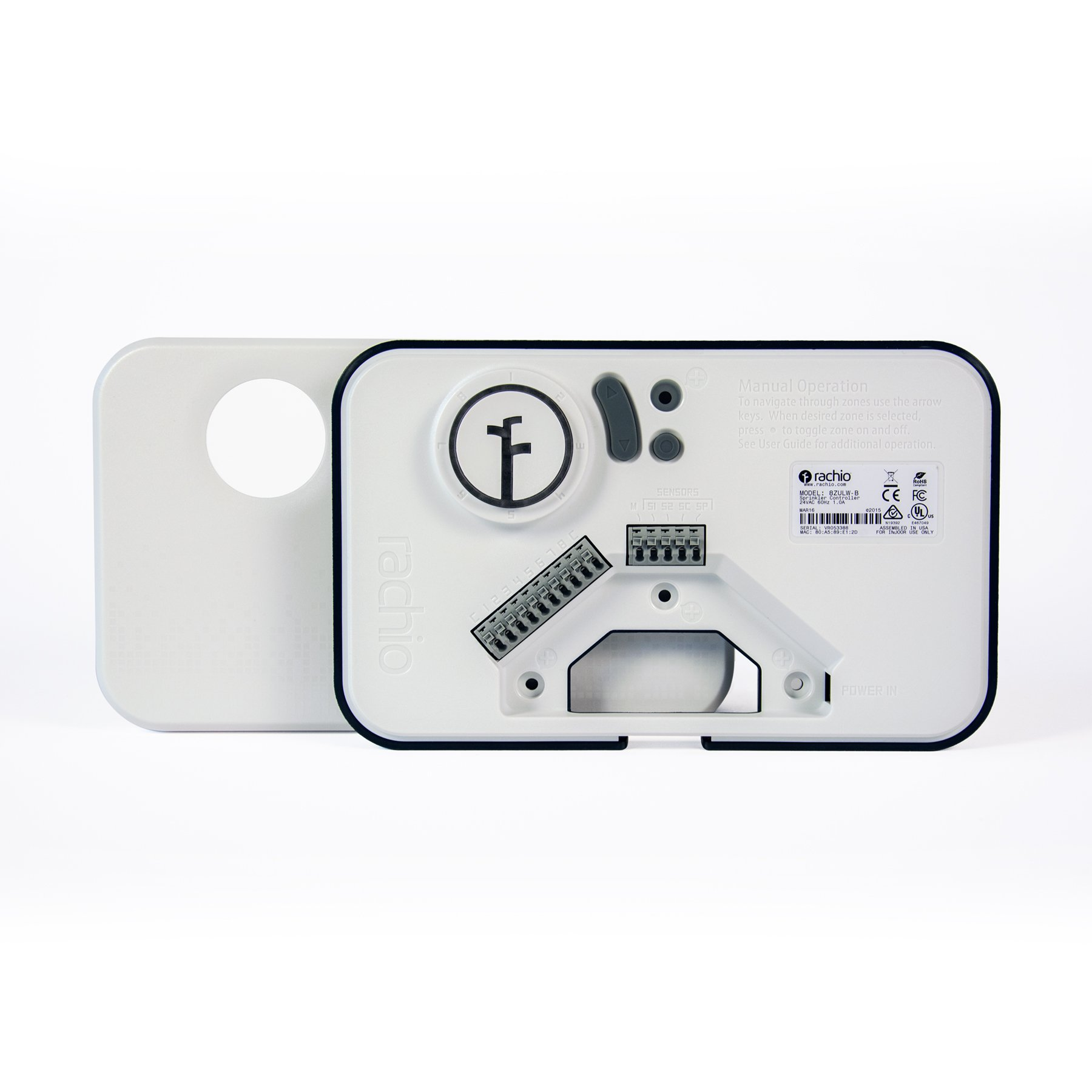 Rachio Smart Sprinkler Controller, WiFi, 8 Zone 2nd Generation, Works with Amazon Alexa by Rachio (Image #4)