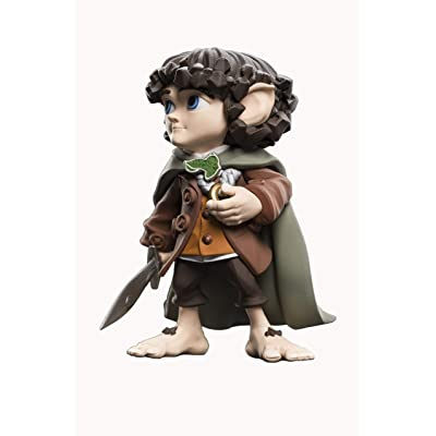Weta Workshop Lord of The Rings Mini Epics - Frodo Baggins: WETA Workshop: Toys & Games