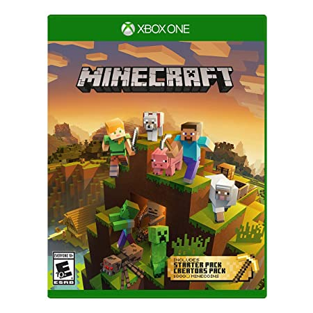 Amazoncom Minecraft Master Collection Xbox One
