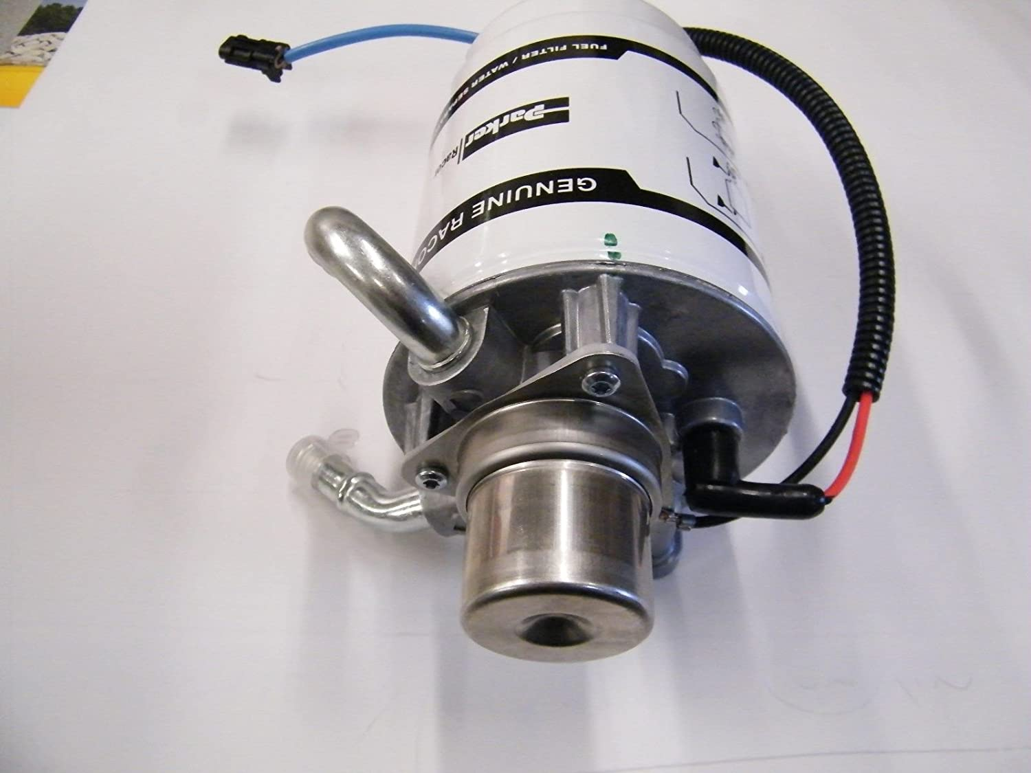 2004 1 2 Lly Lbz Silverado Duramax Fuel Filter Housing Gm Filters Assembly Primer Home Improvement