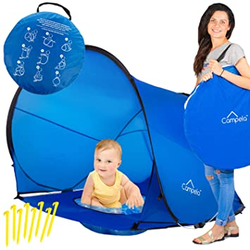 reputable site eb540 39182 Campela Baby Beach Tent UV