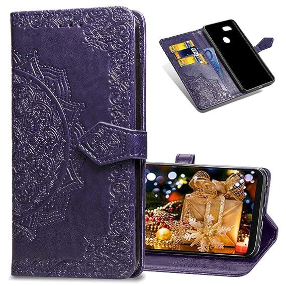 newest 6e018 3a20c Amazon.com: COTDINFORCA Google Pixel 3 XL Wallet Case, Slim Premium ...