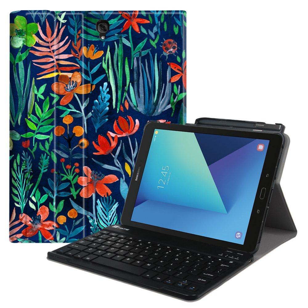 Funda + Teclado Galaxy Tab S3 9.7 FINTIE [7B9XJ2S1]