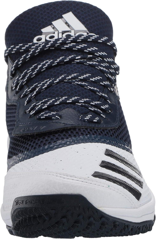 adidas Mens Icon V Turf Baseball Shoe