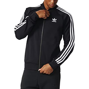 powerful adidas Originals Superstar Track Jacket