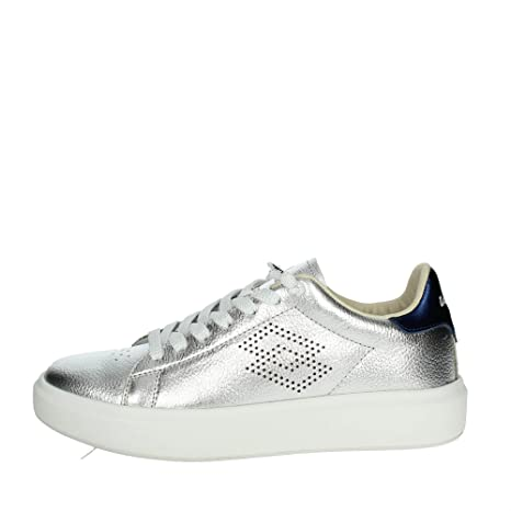 W 36ArgentoMainapps Sneakers Impressions Lotto Argento T4611 dorxeWBQC