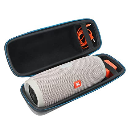 Baval Travel Hard Case Replacement for JBL Charge 3 III Waterproof Portable  Mobile Bluetooth Speaker Wireless Speakers