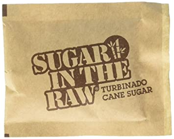 Amazoncom Sugar in the Raw Packets 500ct Grocery Gourmet Food