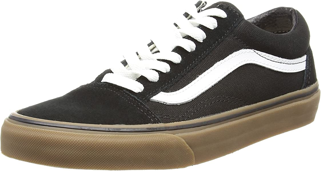 2e98e4becf2399 Vans Unisex-Adult Gumsole Old Skool Shoes