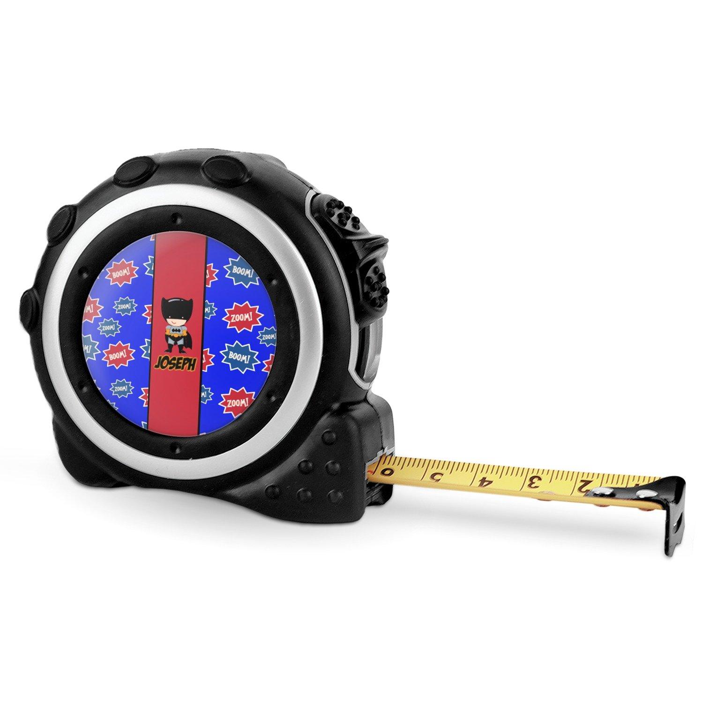 Superhero Tape Measure - 16 Ft (Personalized)