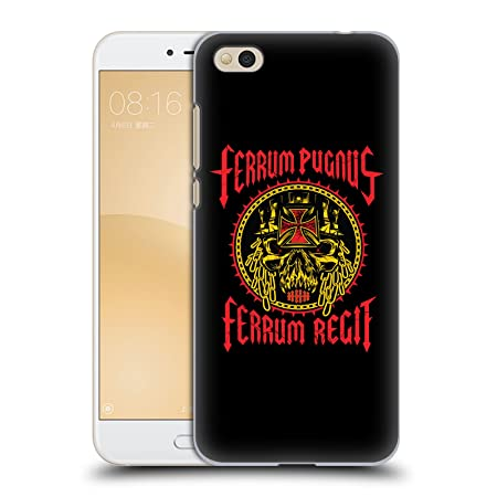 Official WWE Iron Fist, Iron Rule Triple H Hard Back Case for Xiaomi Mi 5c: Amazon.es: Electrónica