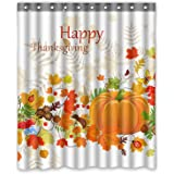 Amazon Com Present Time Silly Scary Shower Curtain Home