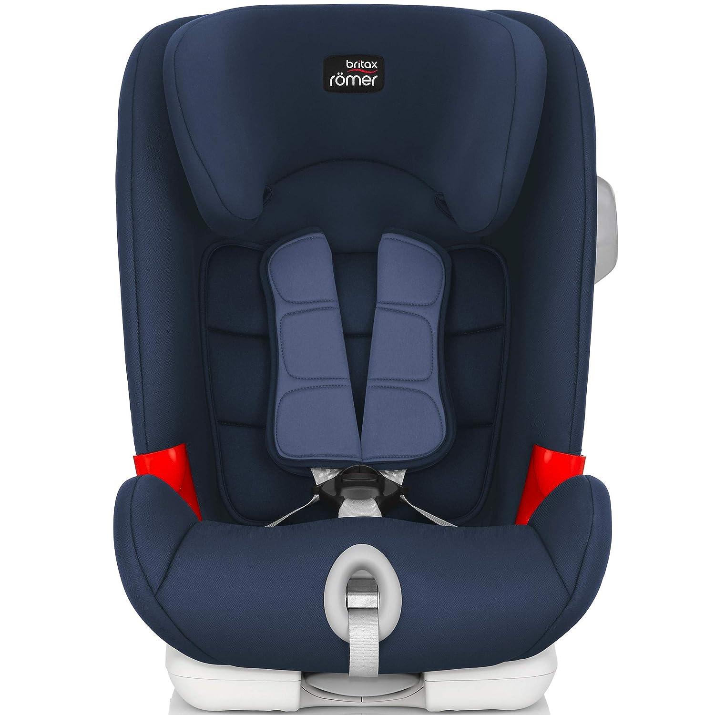 Britax Römer Kindersitz 9 Monate 12 Jahre I 9 36 Kg I Advansafix Iii Sict Autositz Gruppe 1 2 3 I Moonlight Blue Baby
