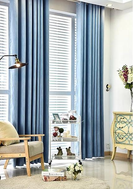 Cortinas Habitaciones Sala De Estar Balcones Con Pantalla Aislante - Cortinas-en-habitaciones