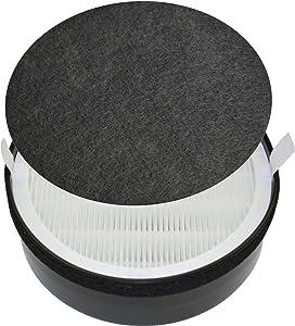 GENIANI Air Purifier 3-in-1 True HEPA Replacement Filter (G-2000-FL)
