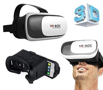 314520 Box 2 0 Vr Visor 3d De Realidad Virtual Para Smartphones