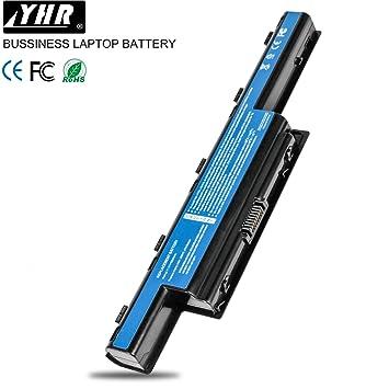 YHR AS10D51 - Batería para portátil Acer ACAS10D51-6, AS10D31, AS10D56, AS10D75