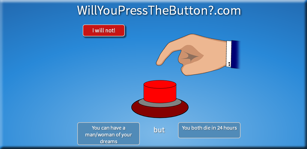 Amazon.com: Will you press the button?: Appstore for Android