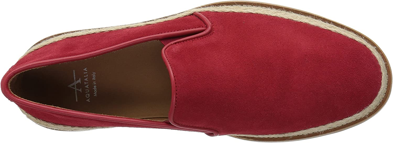 Aquatalia Mens Zayn Suede Loafer