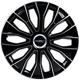 """WRC 007470 Boite 4 Enjoliveurs 16"""" N°5 Bicolore, 4 pièces"""