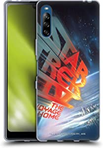 Head Case Designs Officially Licensed Star Trek The Voyage Home Movie Posters TOS Soft Gel Case Compatible with Sony Xperia L4